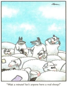 Image from the Far Side, by Gary Larson